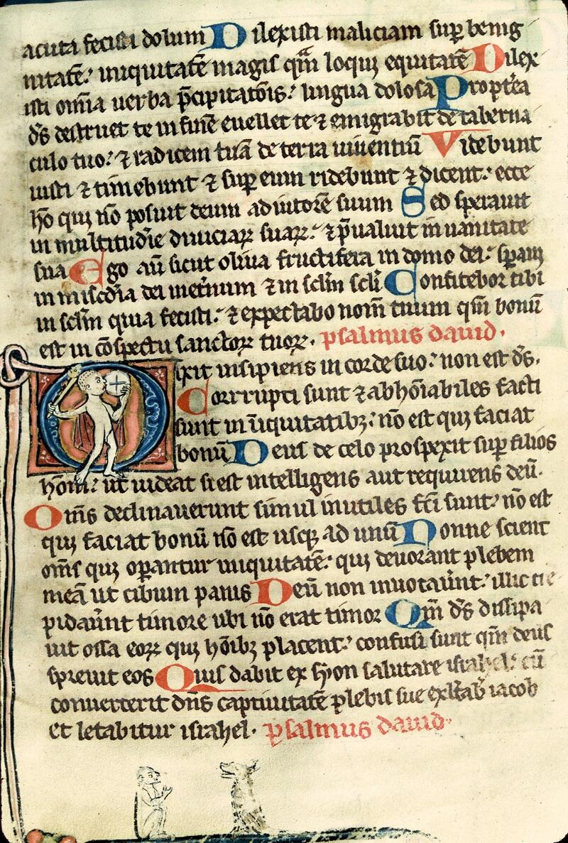 Charleville-Mézières, Bibl. mun., ms. 0042, f. 027 - vue 1