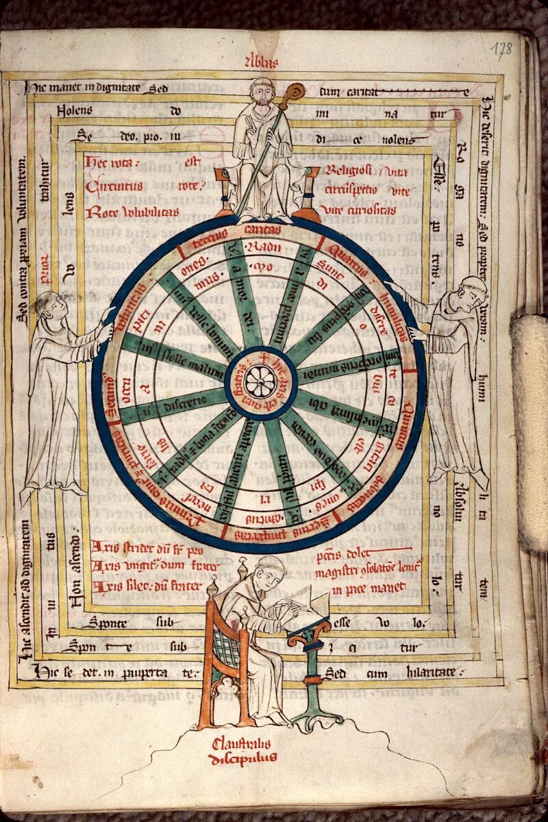 Charleville-Mézières, Bibl. mun., ms. 0047, f. 178 - vue 1