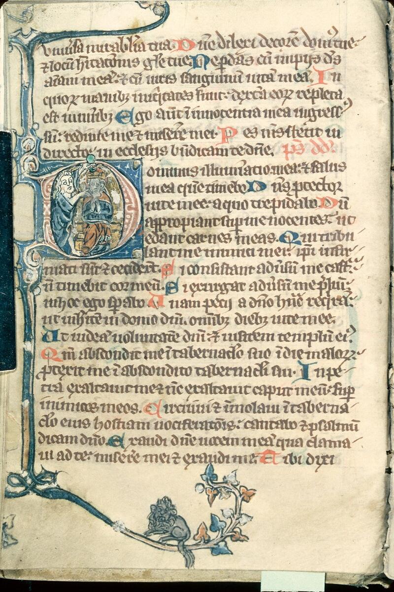 Charleville-Mézières, Bibl. mun., ms. 0050, f. 012v - vue 1