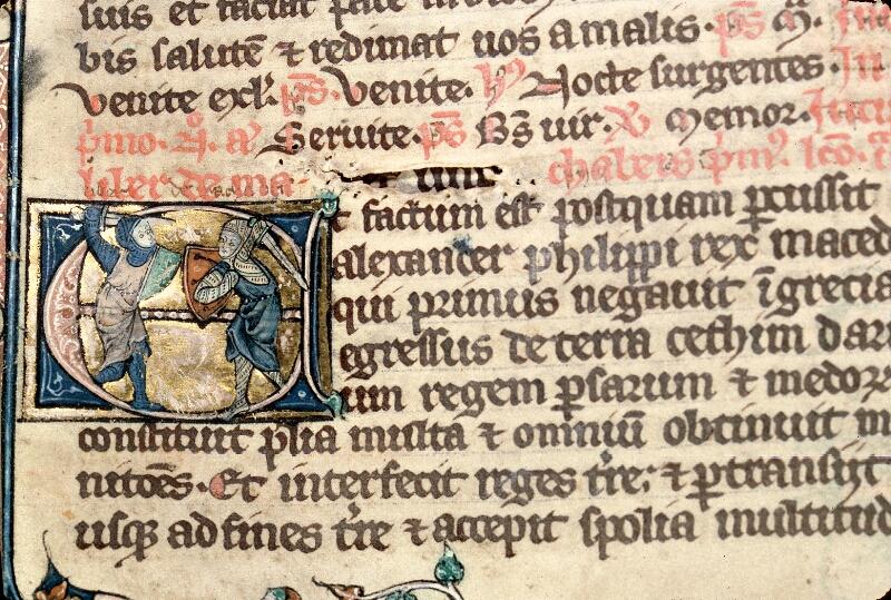 Charleville-Mézières, Bibl. mun., ms. 0050, f. 141v - vue 2