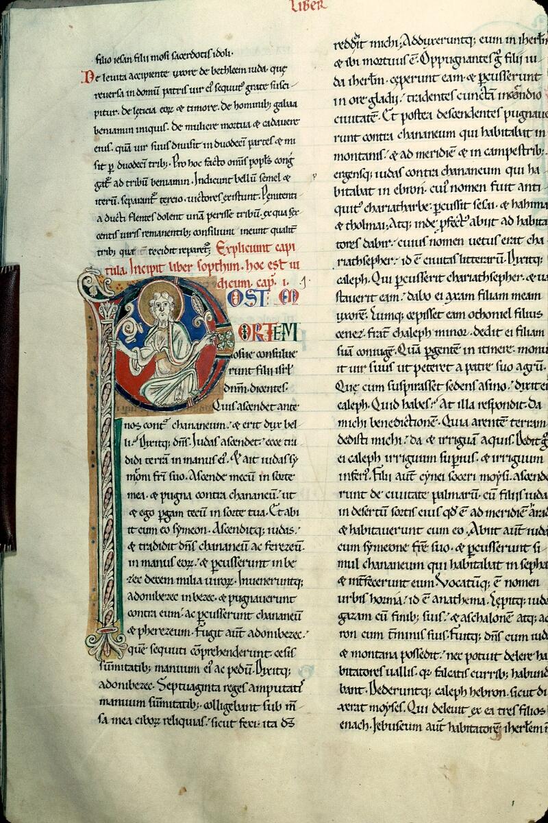 Charleville-Mézières, Bibl. mun., ms. 0081, t. I, f. 109v - vue 1