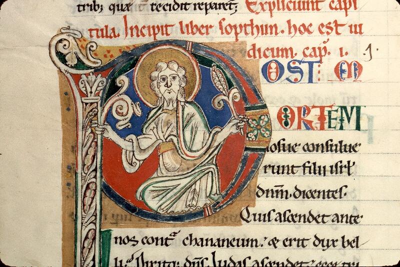 Charleville-Mézières, Bibl. mun., ms. 0081, t. I, f. 109v - vue 2