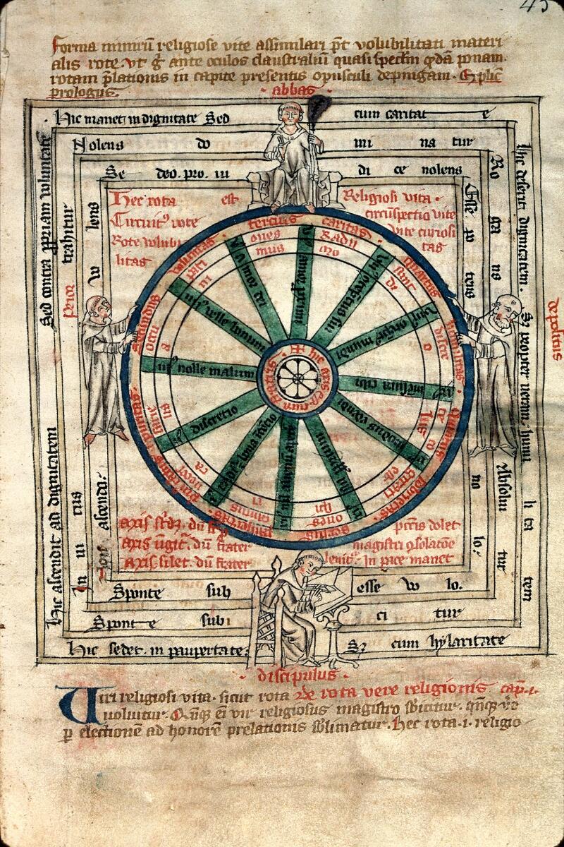 Charleville-Mézières, Bibl. mun., ms. 0089, f. 045 - vue 1