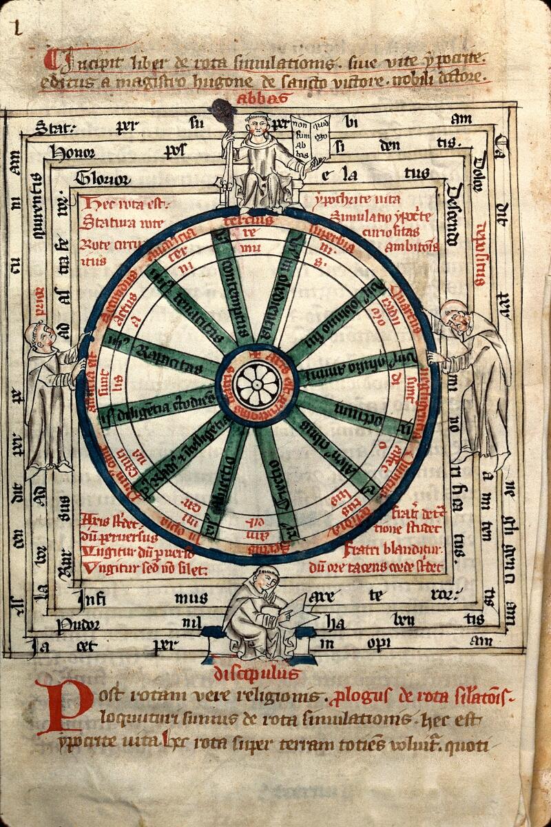Charleville-Mézières, Bibl. mun., ms. 0089, f. 052v - vue 1