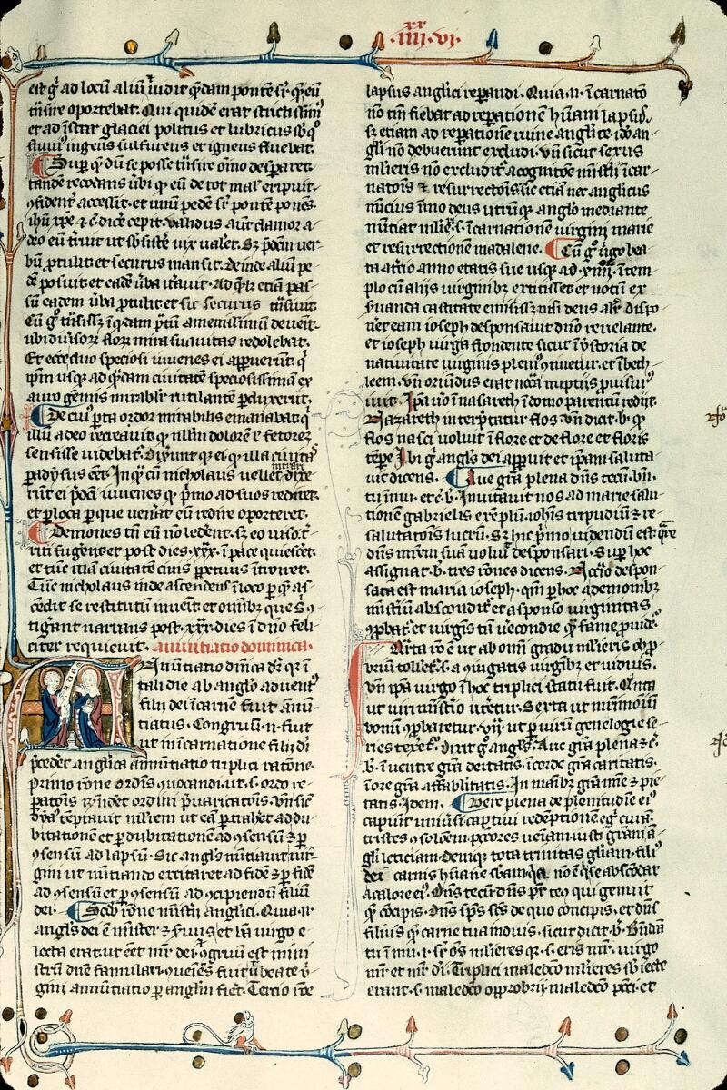 Charleville-Mézières, Bibl. mun., ms. 0177, f. 016 - vue 1