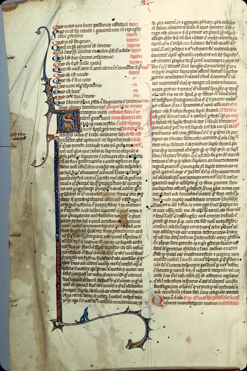 Charleville-Mézières, Bibl. mun., ms. 0195 A, t. I, f. 001v