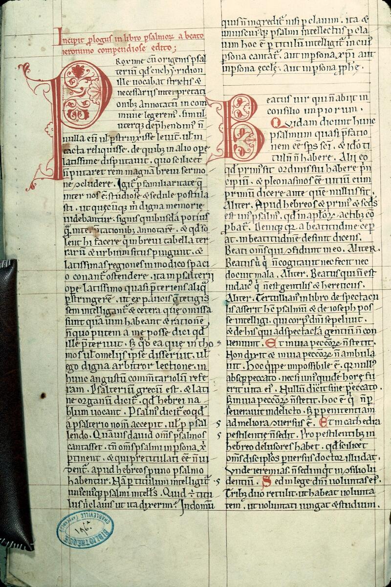 Charleville-Mézières, Bibl. mun., ms. 0196 A, f. 001v