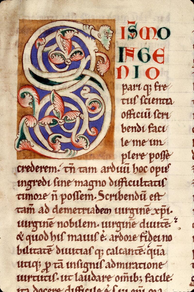 Charleville-Mézières, Bibl. mun., ms. 0196 D, t. II, f. 002 - vue 2