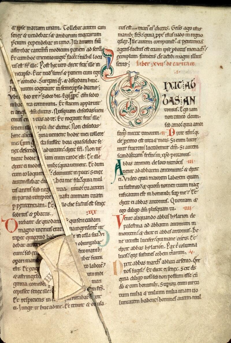 Charleville-Mézières, Bibl. mun., ms. 0196 F, t. I, f. 063 - vue 1