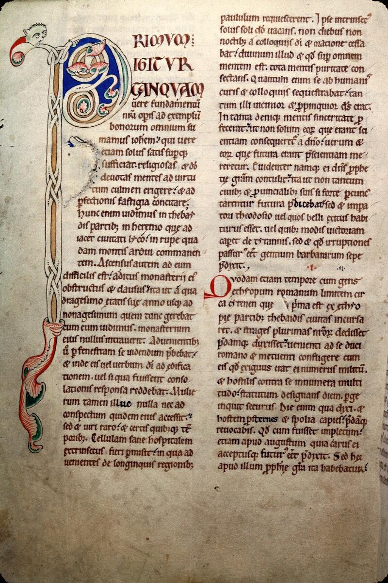 Charleville-Mézières, Bibl. mun., ms. 0196 F, t. I, f. 092v