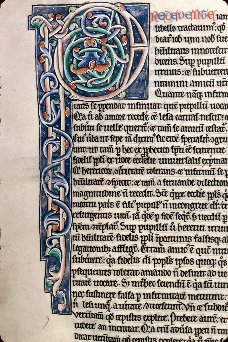 Charleville-Mézières, Bibl. mun., ms. 0198, t. I, f. 070v
