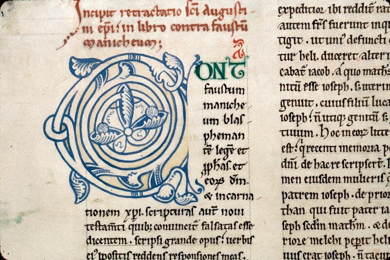 Charleville-Mézières, Bibl. mun., ms. 0202, t. XV, f. 001v