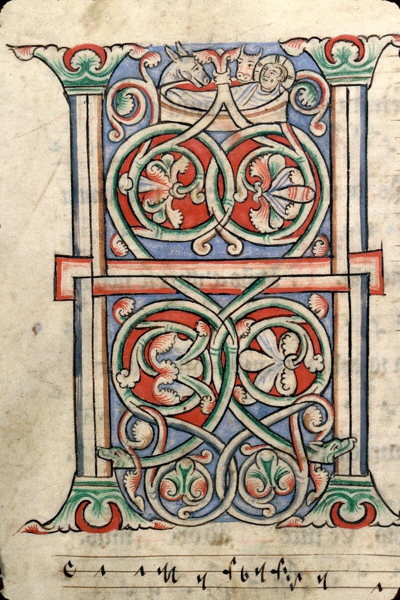 Charleville-Mézières, Bibl. mun., ms. 0227, f. 001v - vue 2