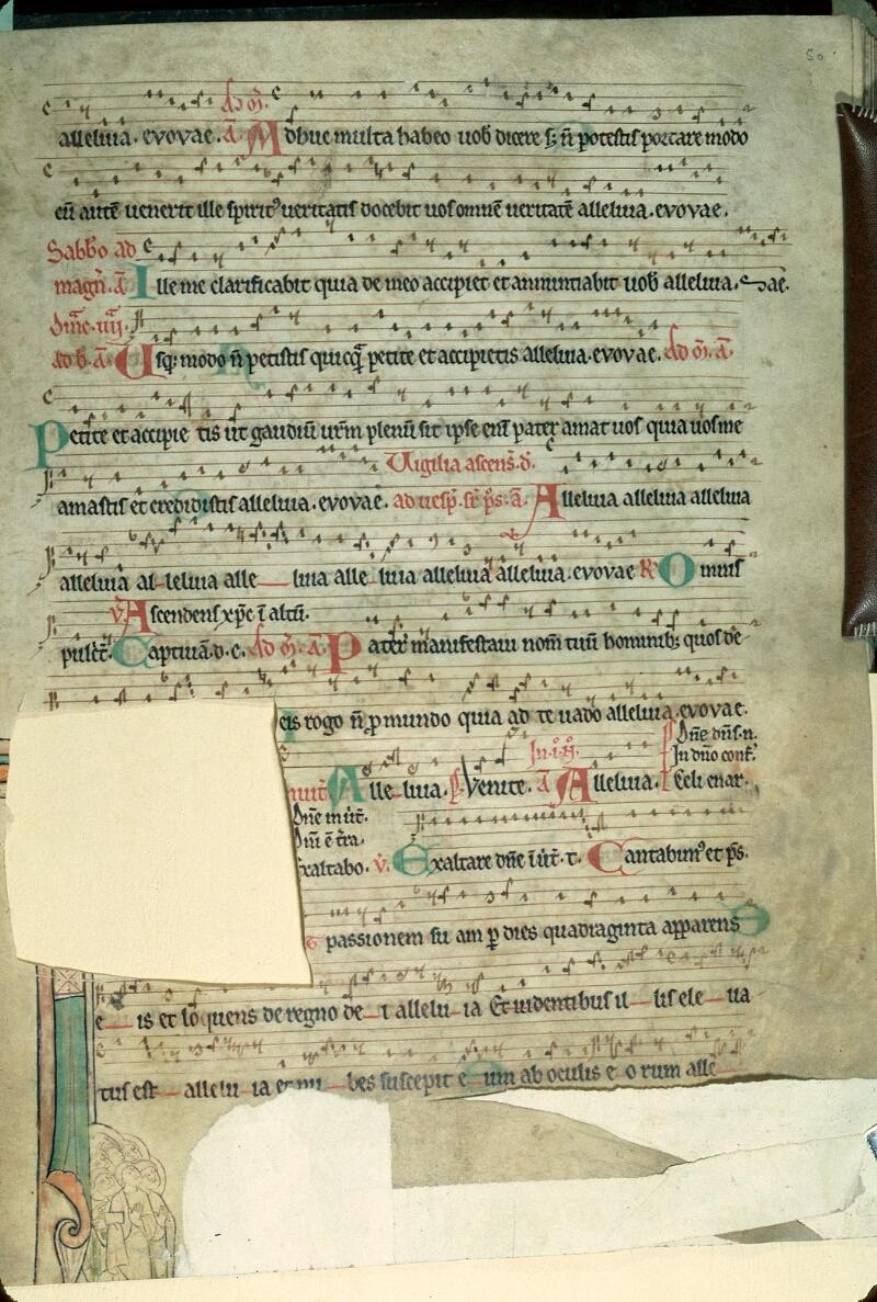 Charleville-Mézières, Bibl. mun., ms. 0227, f. 050 - vue 1
