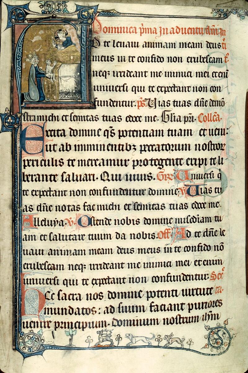 Charleville-Mézières, Bibl. mun., ms. 0243, f. 052 - vue 1
