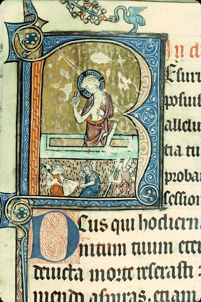 Charleville-Mézières, Bibl. mun., ms. 0243, f. 100 - vue 1