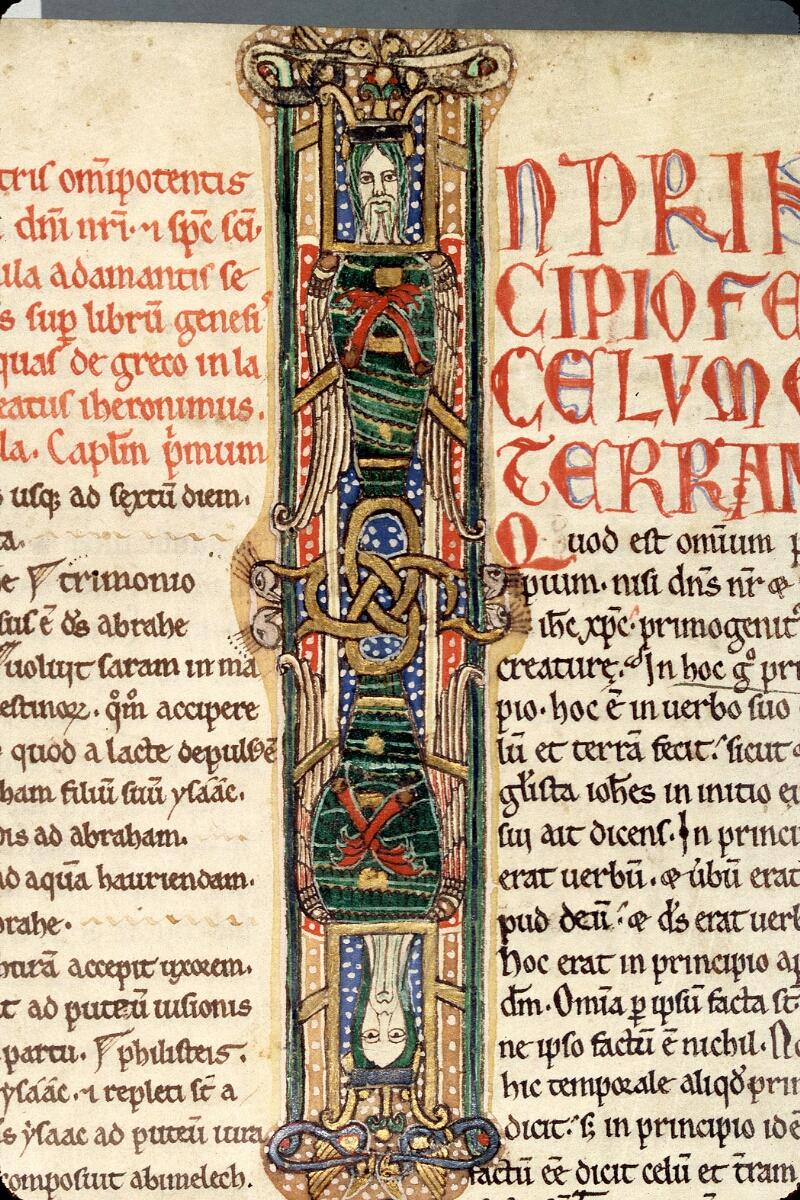 Charleville-Mézières, Bibl. mun., ms. 0245, t. I, f. 001 - vue 2