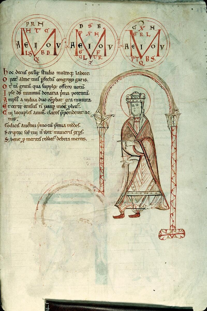 Charleville-Mézières, Bibl. mun., ms. 0245, t. I, f. 198