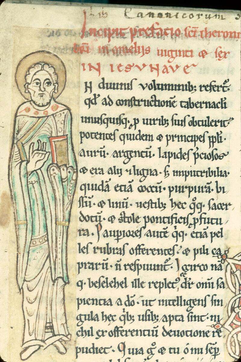 Charleville-Mézières, Bibl. mun., ms. 0245, t. II, f. 001 - vue 2