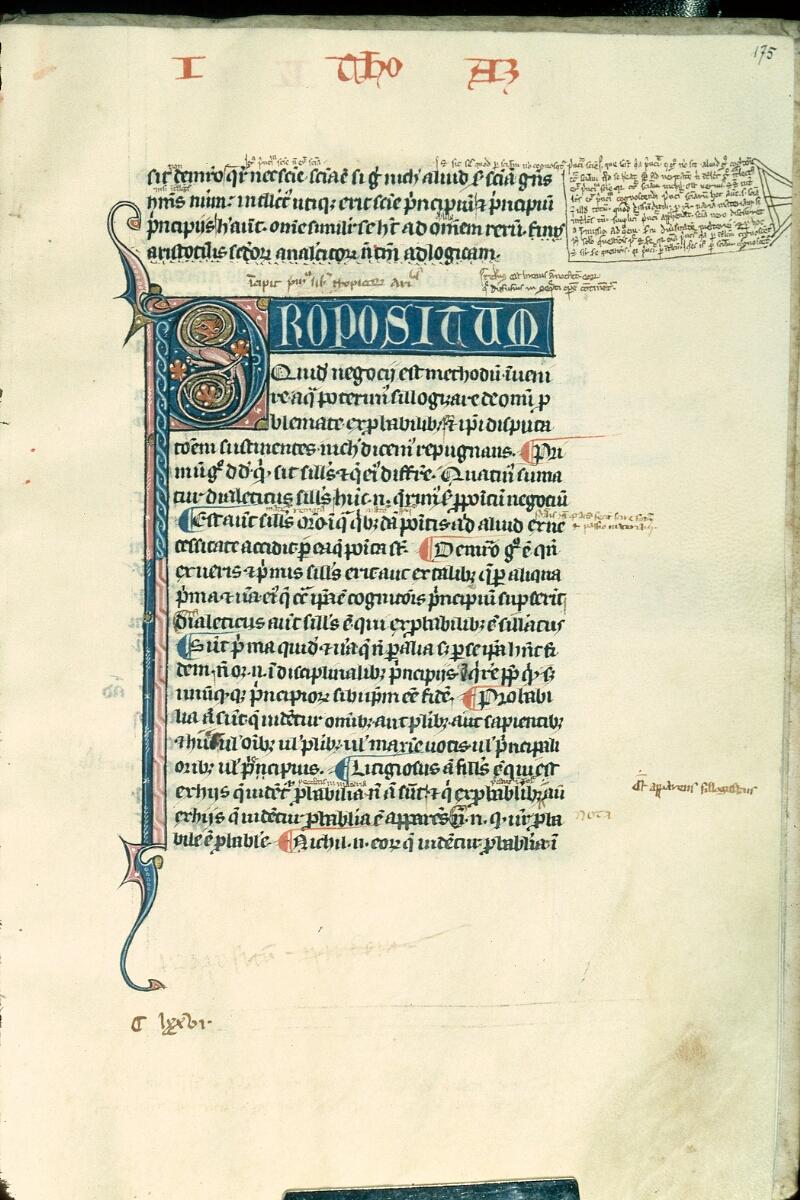 Charleville-Mézières, Bibl. mun., ms. 0250, f. 175