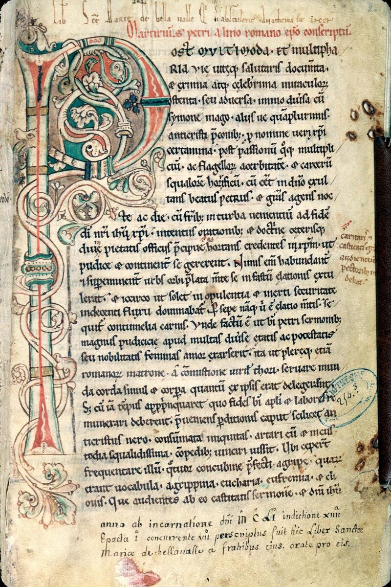 Charleville-Mézières, Bibl. mun., ms. 0254, t. III, f. 002