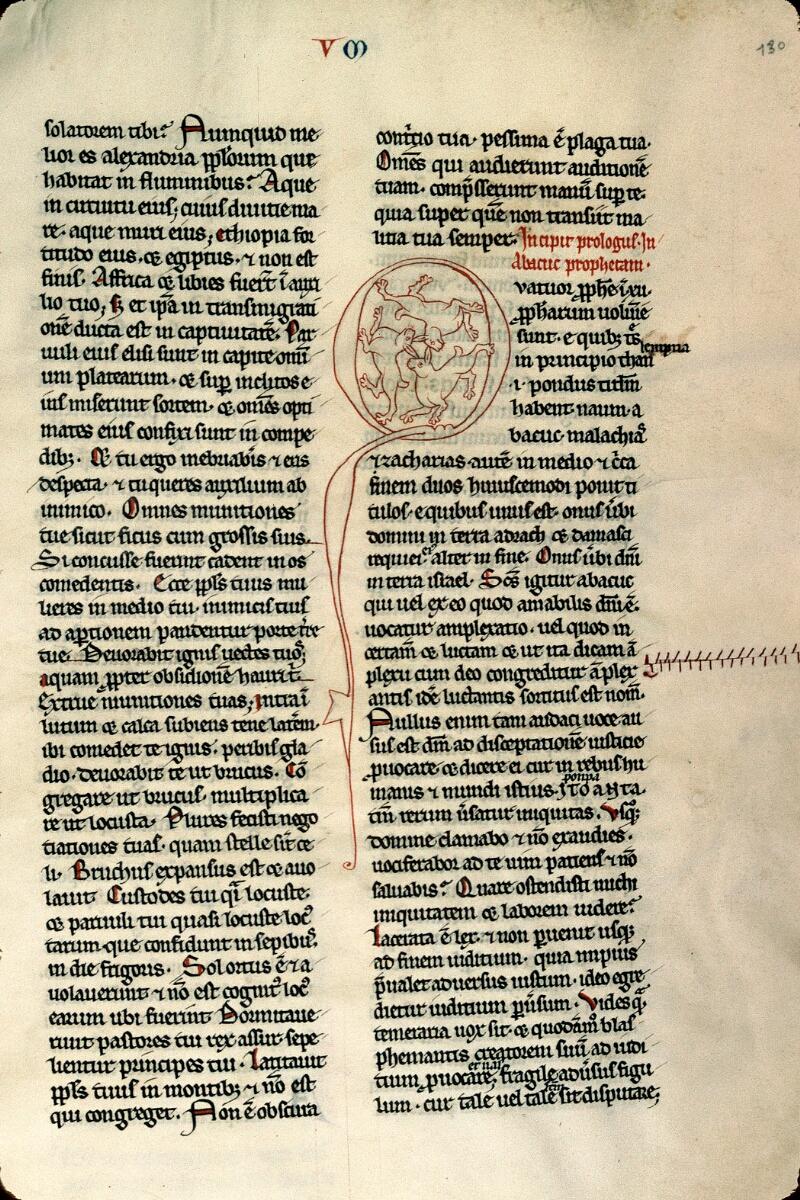 Charleville-Mézières, Bibl. mun., ms. 0255, f. 130 - vue 1