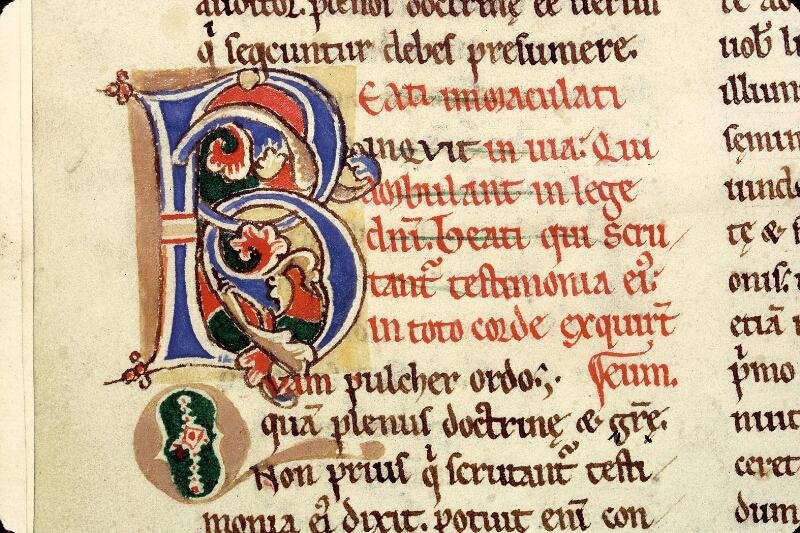Charleville-Mézières, Bibl. mun., ms. 0257, f. 001v