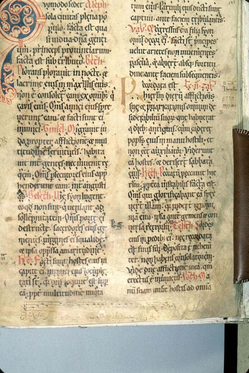 Charleville-Mézières, Bibl. mun., ms. 0258, t. I, f. 149