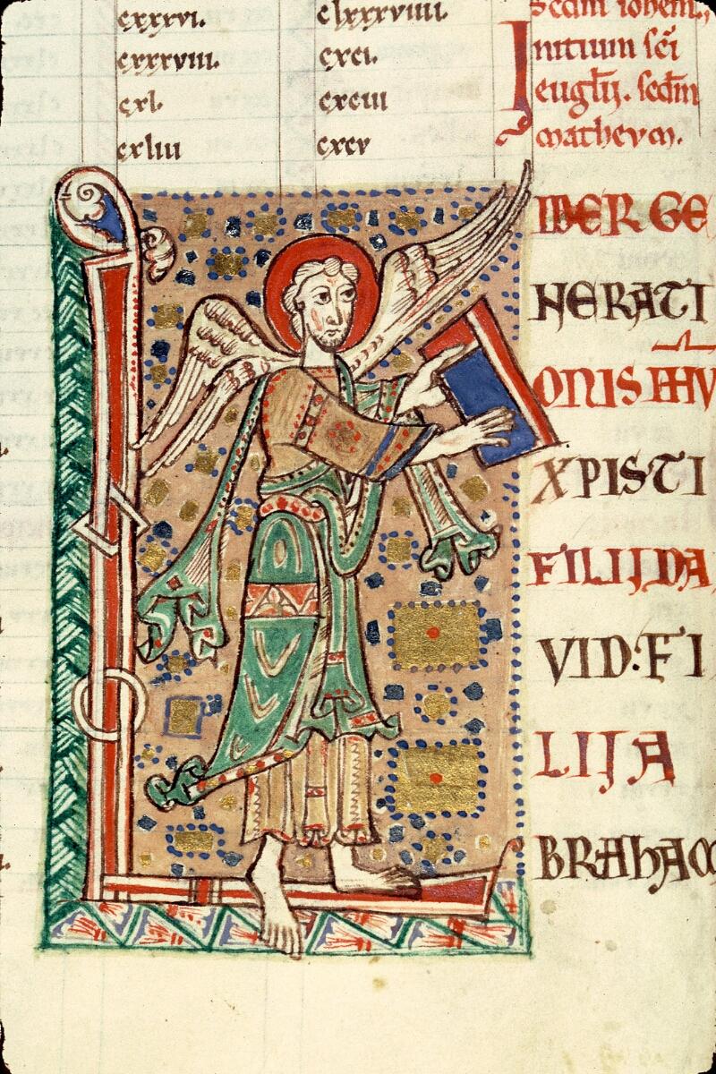 Charleville-Mézières, Bibl. mun., ms. 0260, t. I, f. 005v - vue 2