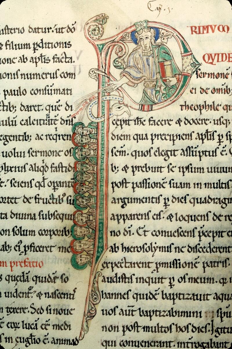 Charleville-Mézières, Bibl. mun., ms. 0260, t. II, f. 004v - vue 1