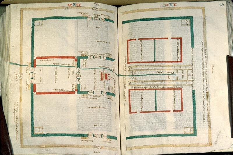 Charleville-Mézières, Bibl. mun., ms. 0267, t. III, f. 390v-391