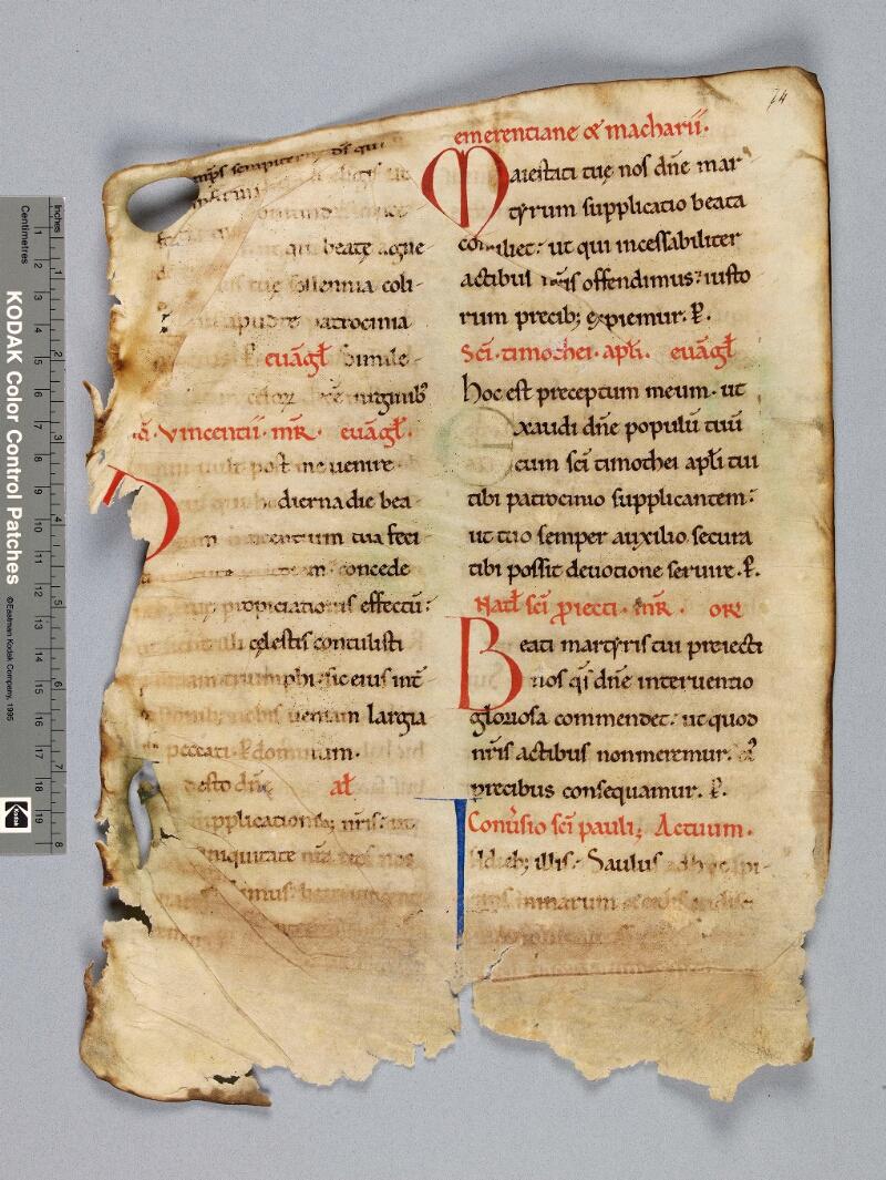 CHARTRES, Bibliothèque municipale, 0008 (0019), f. 074