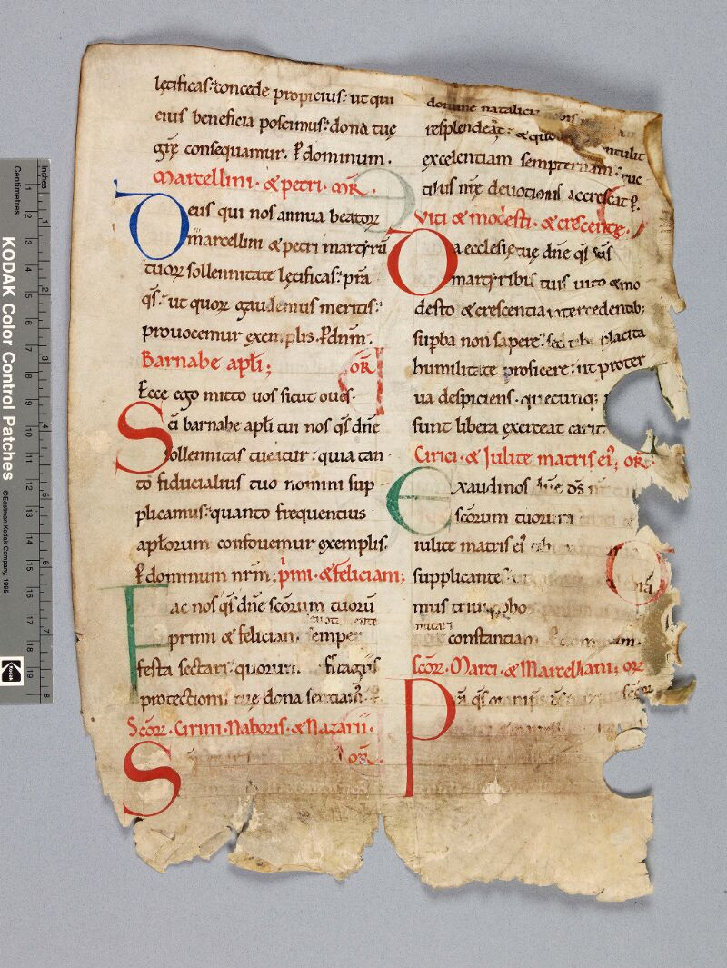 CHARTRES, Bibliothèque municipale, 0008 (0019), f. 080v