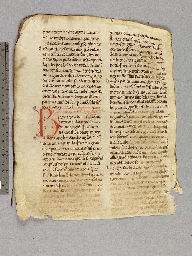 CHARTRES, Bibliothèque municipale, 0011 (0022), f. 042v