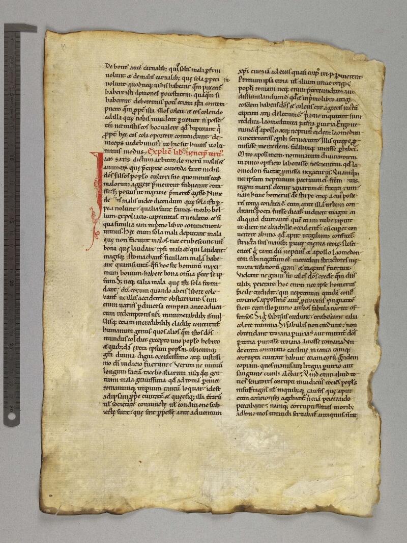 CHARTRES, Bibliothèque municipale, 0136 (0135), f. 019v
