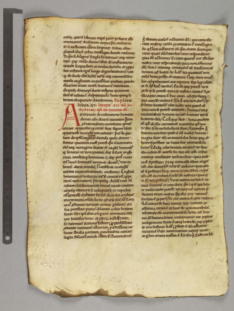 CHARTRES, Bibliothèque municipale, 0136 (0135), f. 101v