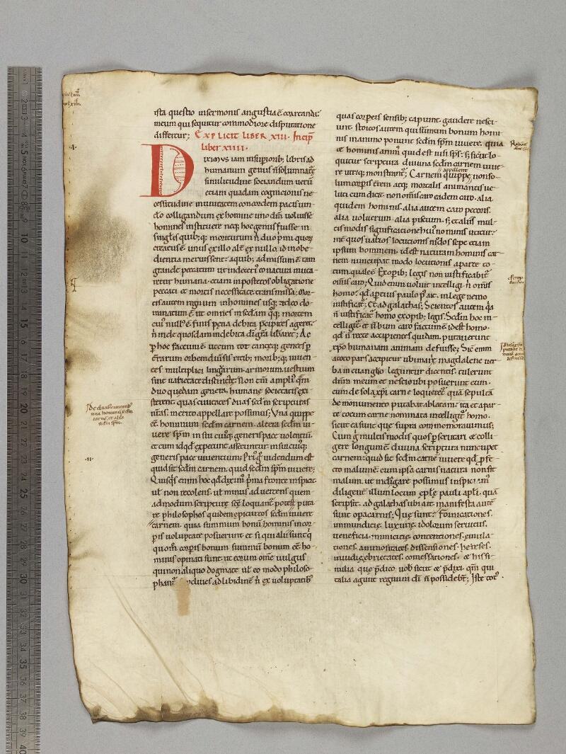 CHARTRES, Bibliothèque municipale, 0136 (0135), f. 118v