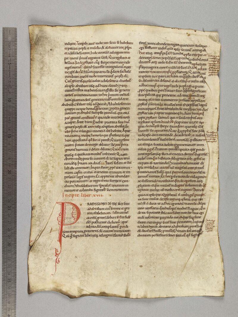CHARTRES, Bibliothèque municipale, 0136 (0135), f. 152v