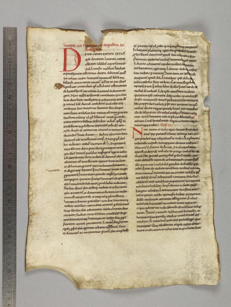 CHARTRES, Bibliothèque municipale, 0136 (0135), f. 190v