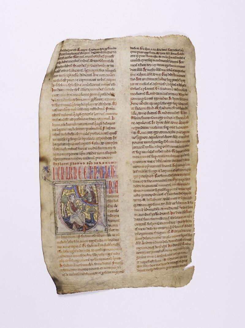 CHARTRES, Bibliothèque municipale, 0139 (0157), vol. 1, f. 167v