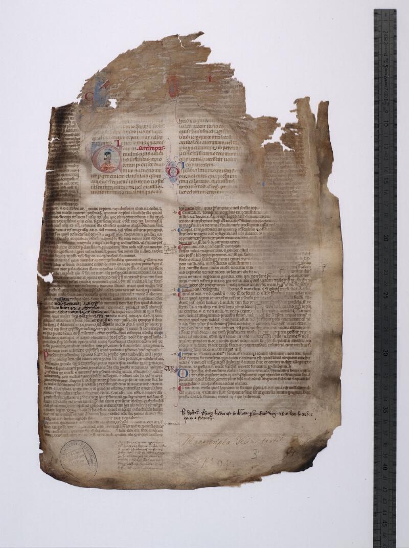 CHARTRES, Bibliothèque municipale, 0150 (0263), f. 003