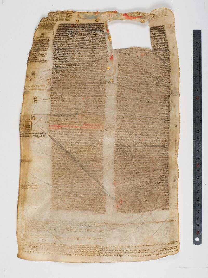 CHARTRES, Bibliothèque municipale, 0265 (0306), f. 151v