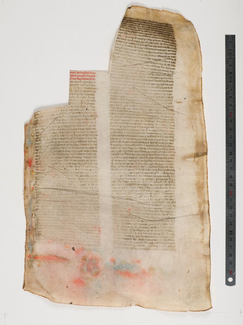 CHARTRES, Bibliothèque municipale, 0265 (0306), f. 176r