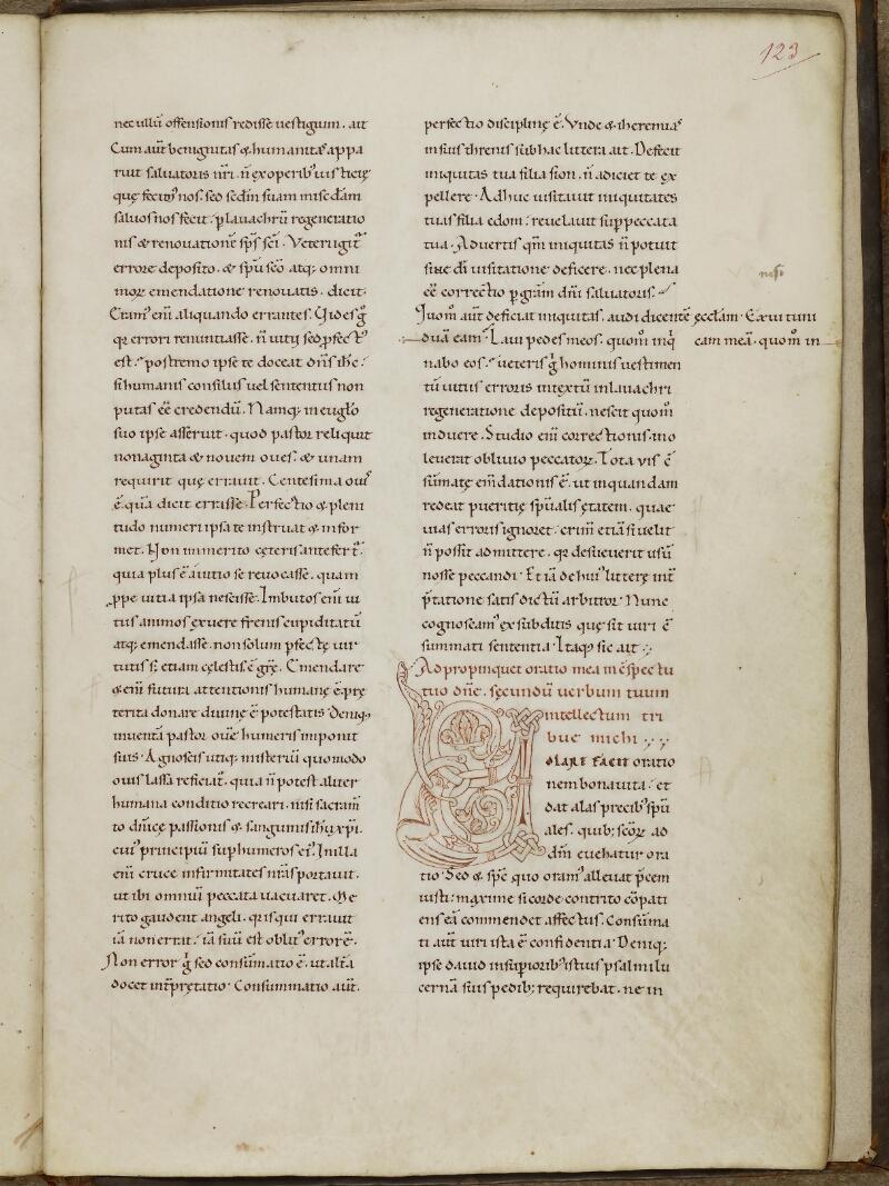 Cherbourg, Bibl. mun., ms. 0002, f. 123