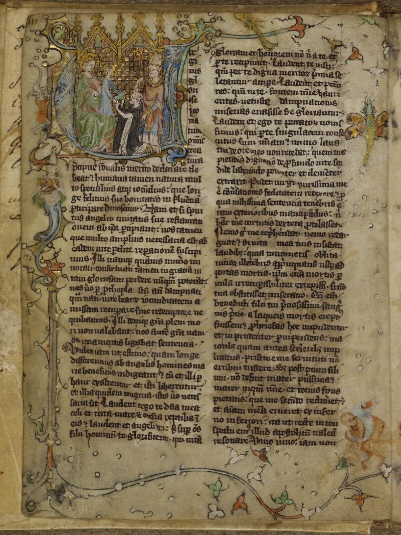Cherbourg, Bibl. mun., ms. 0014, f. 003v