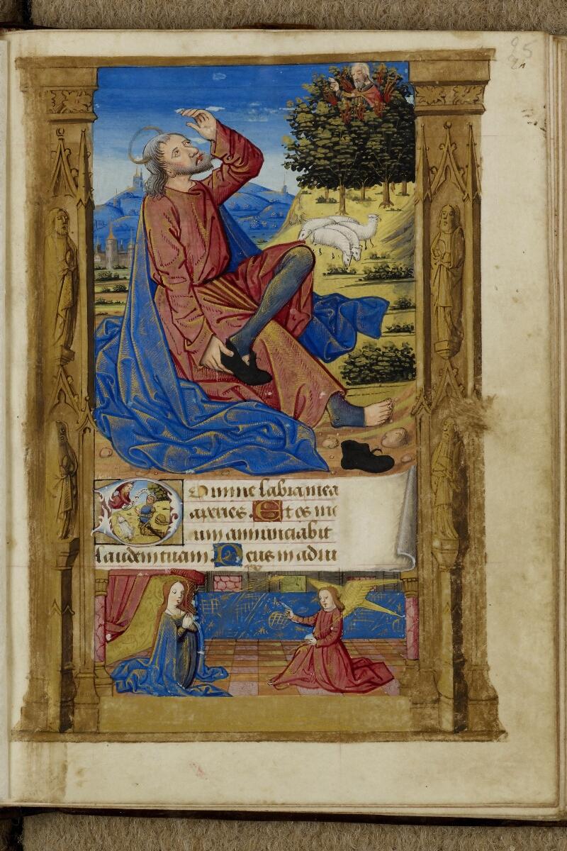 Cherbourg, Bibl. mun., ms. 0005, f. 025 - vue 1