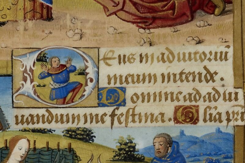 Cherbourg, Bibl. mun., ms. 0005, f. 041v - vue 3