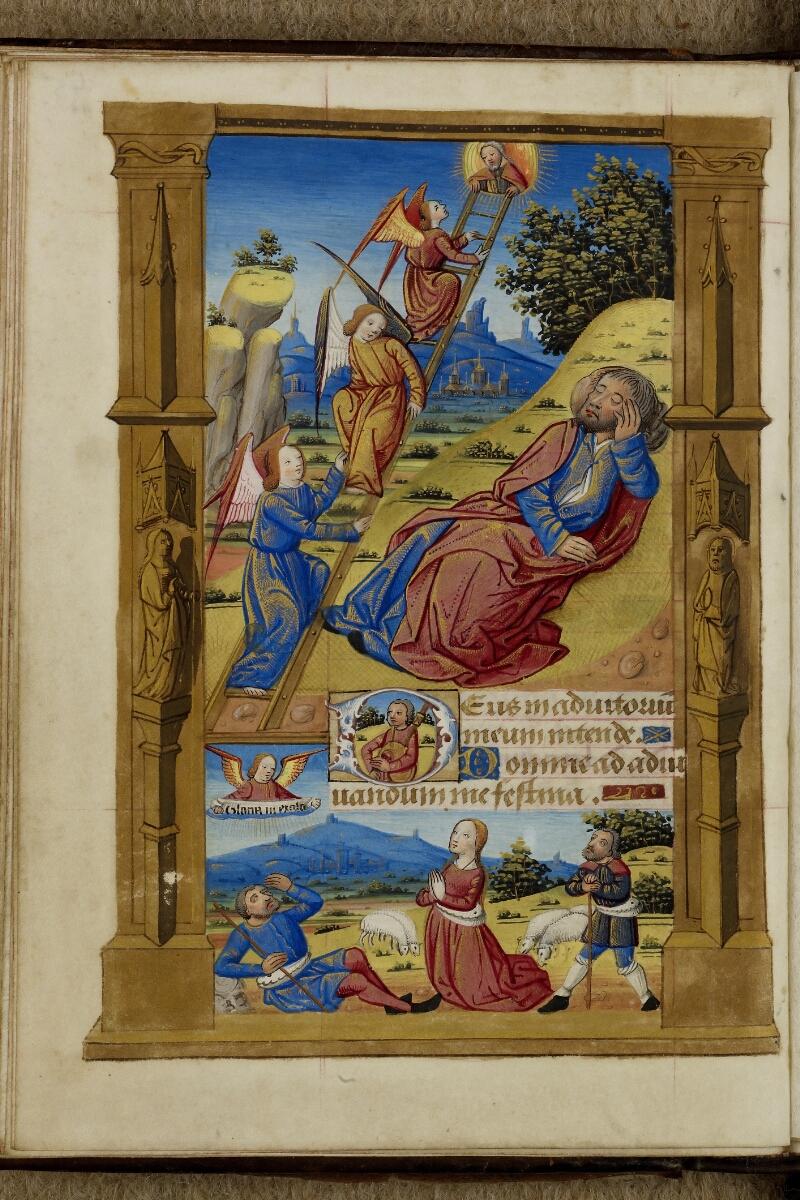 Cherbourg, Bibl. mun., ms. 0005, f. 045v - vue 1