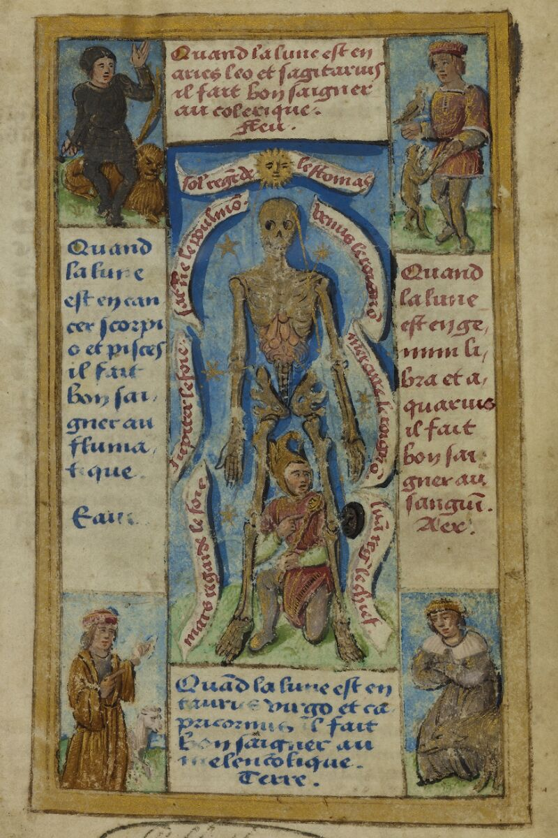 Cherbourg, Bibl. mun., ms. 0006, f. 001 - vue 3