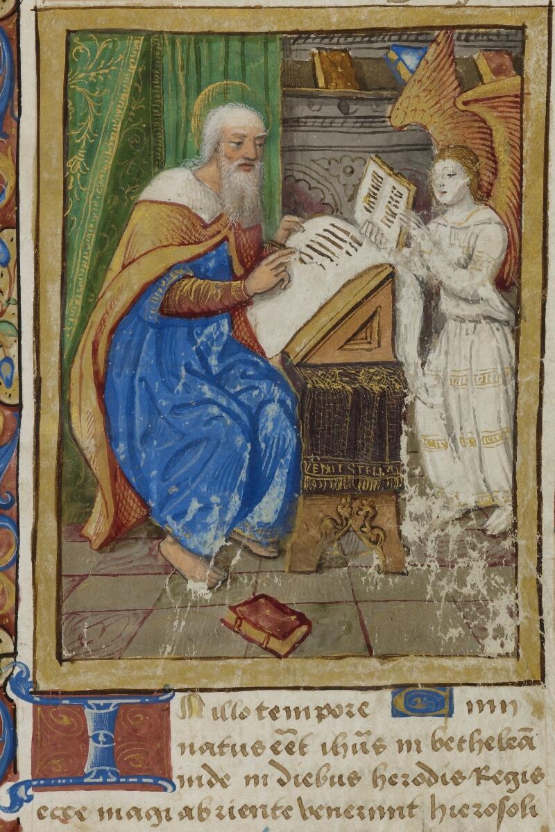Cherbourg, Bibl. mun., ms. 0006, f. 012 - vue 2